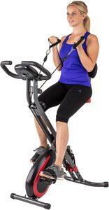 MOTIVE FITNESS by U.N.O. Heimtrainer »Multi-Function X-Bike light«, inkl. Seilzug für Arme und Beine