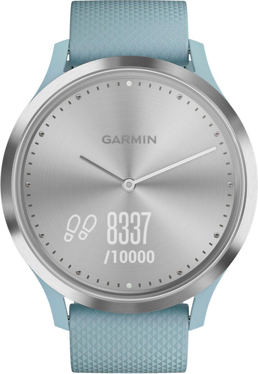 Bild 3 von Garmin vivomove HR Fitness-Tracker im klassischen Uhrendesign (S/M) Fitnessband (4,2 cm/1,65 Zoll)