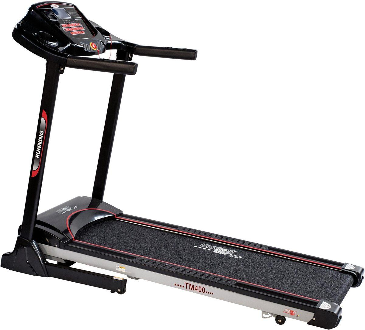 Bild 3 von Christopeit Sport® Laufband »TM 400«, Empfänger für drahtlosen Pulsmessgurt im Computer enthalten