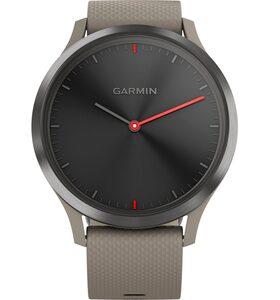 Garmin vivomove HR Fitness-Tracker im klassischen Uhrendesign Sport (L) Fitnessband (4,2 cm/1,65 Zoll)