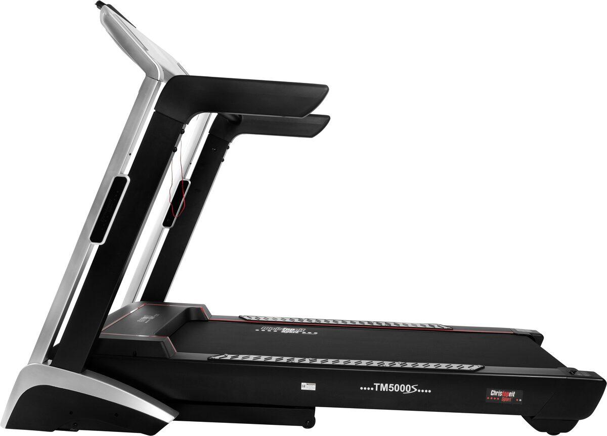 Bild 4 von Christopeit Sport® Laufband »TM 5000S«, 6 virtuelle Laufstrecken; Trainingsdatenspeicherung per App möglich