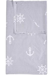 Tagesdecke mit maritimen Design