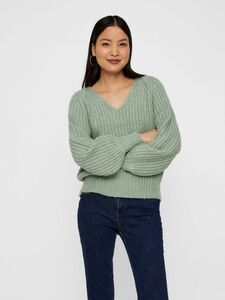LOOSE FIT STRICK PULLOVER