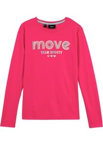 Mädchen Sport-Shirt, langarm
