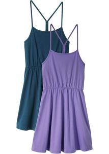 Mädchen Sommerkleid (2er-Pack)