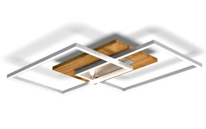Elobra LED-Deckenleuchte Panama