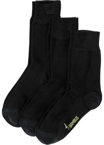 Viskose Socken aus Bambus (3er-Pack)