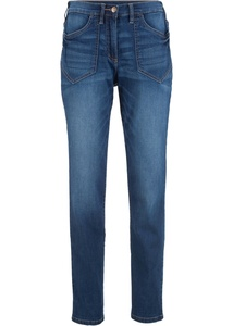 High Waist Stretch-Jeans
