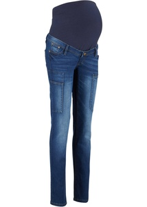 Umstands-Cargo-Jeans, Straight
