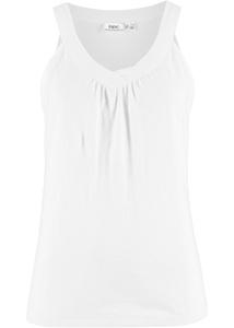 Baumwoll-Shirttop