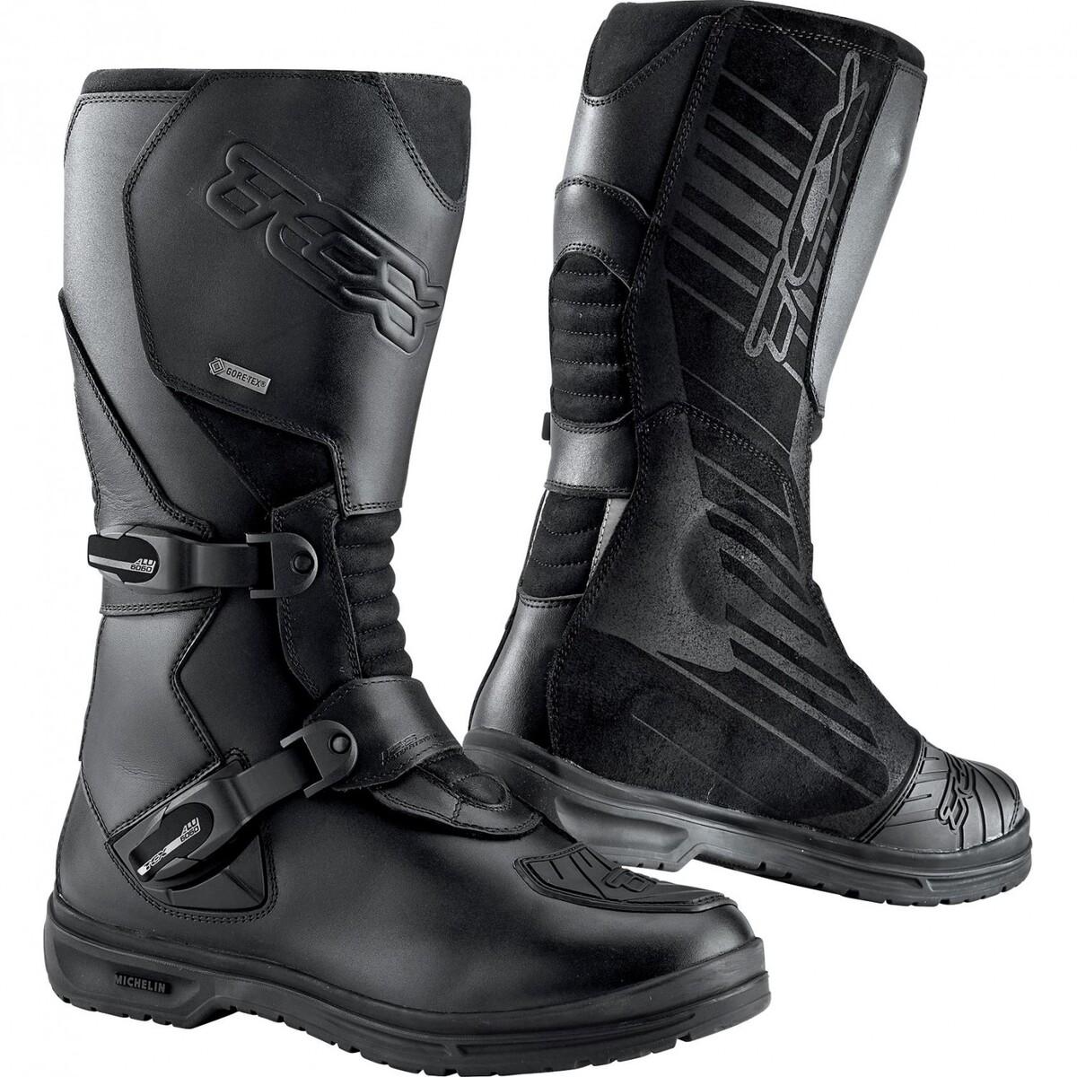 Bild 1 von TCX Infinity EVO Gore-Tex Stiefel Motorradstiefel schwarz Unisex Größe 41