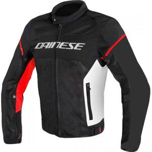 Dainese            Air Frame D1 Textiljacke schwarz/rot/weiß