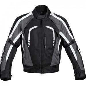 Akuma Sport Textiljacke 1.0 grau Unisex Größe M