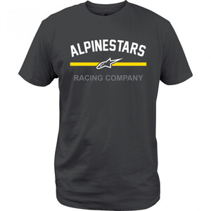 Alpinestars            T-Shirt Betternear Tee schwarz/gelb