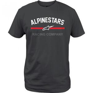 Alpinestars            T-Shirt Betternear Tee schwarz/rot