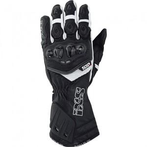 IXS RS-200 Leder-Sporthandschuh weiß Herren Größe XXL