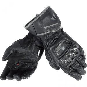 Dainese            Druid D1 Lederhandschuh lang schwarz L