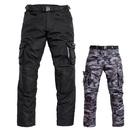 Bild 2 von Spirit Motors Textilhose 1.0 schwarz Herren Größe XXL