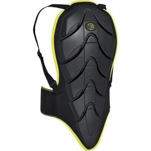 Bering Umschnall-Rückenprotektor gelb Unisex Größe L