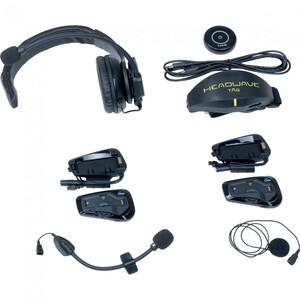 Cardo Headwave TĀG Fahrschul-Set Premium Kommunikationssystem