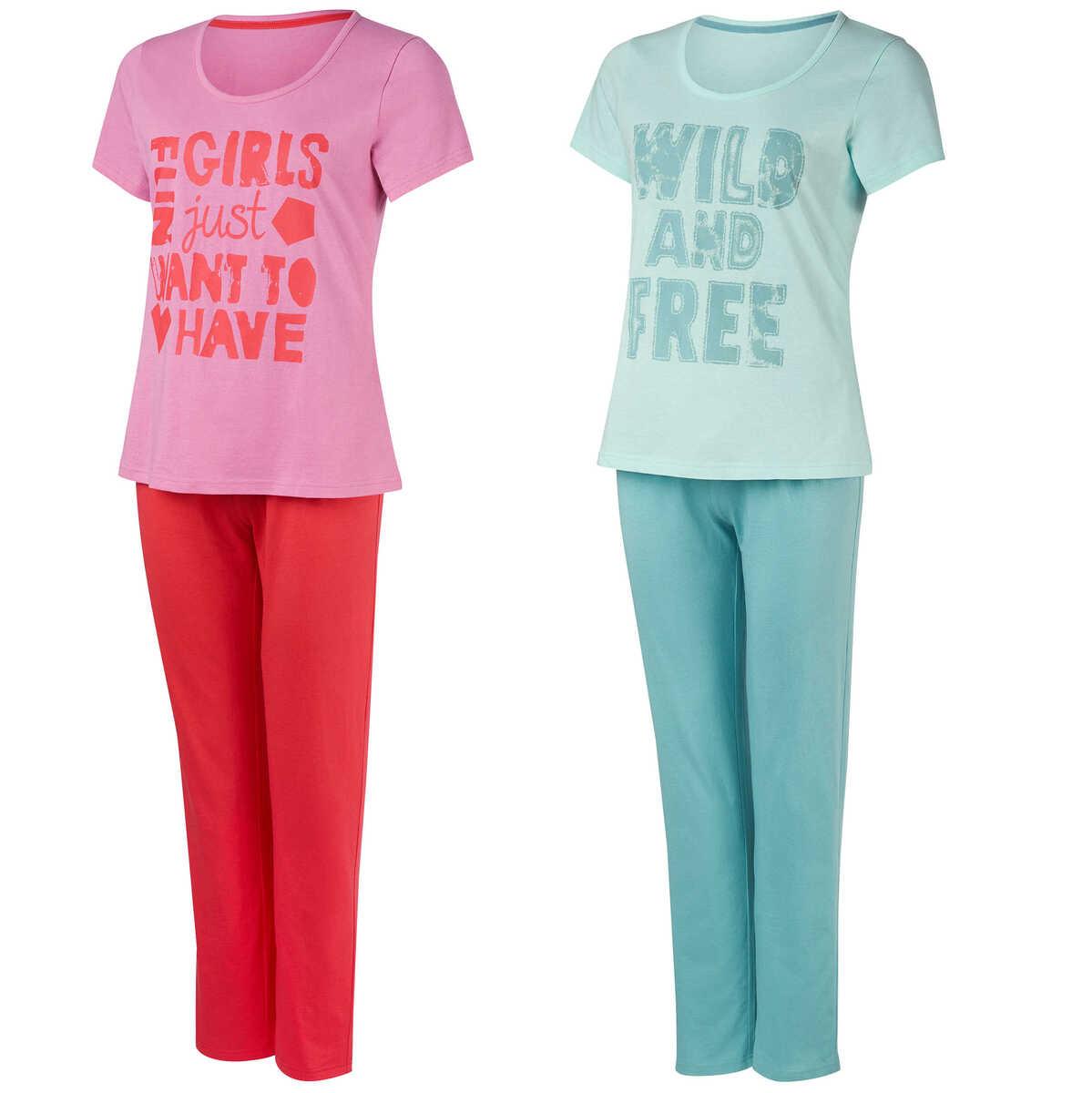 Bild 1 von OYANDA®  Damen-Pyjama