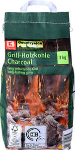 COUNTRYSIDE®  Grill-Holzkohle