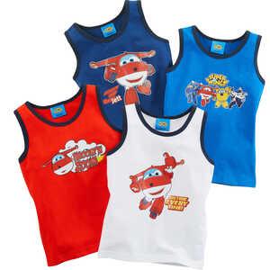 Jungen-Unterhemden »Super Wings«