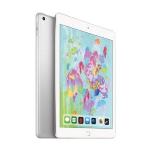 """Apple iPad 9,7"""" 2018 Wi-Fi + Cellular 128 GB Silber MR732FD/A"""