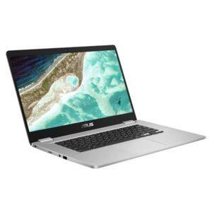 """ASUS Chromebook silber 15"""" FHD Pentium N4200 4GB/64G eMMC ChromeOS C523NA-A20120"""