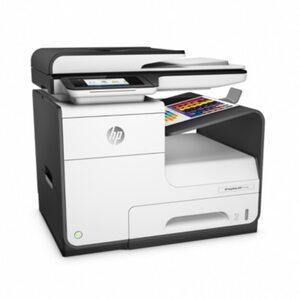 HP PageWide 377dw Multifunktionsdrucker Scanner Kopierer Fax LAN WLAN