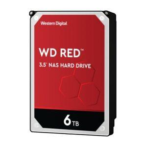 WD Red WD60EFAX - 6TB 5400rpm 256MB 3,5 Zoll SATA 6 Gbit/s