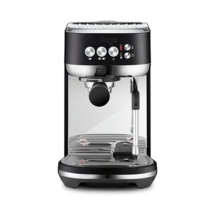 Sage Appliances SES500 Espresso-Maschine The Bambino Plus Black Truffle