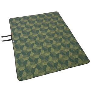 Picknickdecke XL 170 × 210 cm grün