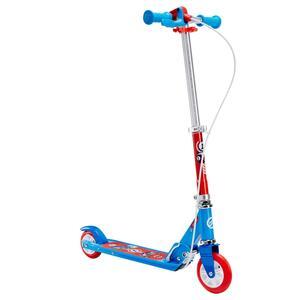 Fun-Scooter Play 5 mit Bremse Kinder blau