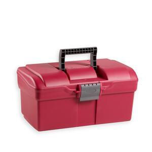 Putzkasten Putzbox 300 himbeer/grau