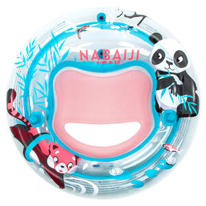 Schwimm-Plattform Tinoa Print Pandas Baby