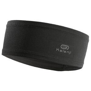 Lauf-Stirnband schwarz