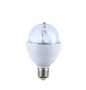 LeuchtenDirekt LED-Discobirne E27/ 3Watt Energie A