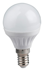 Reality Leuchten LED-Tropfen E14/ 5Watt/ Energie A+