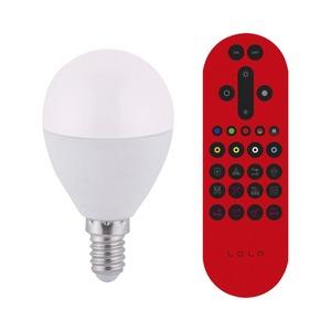 LeuchtenDirekt LED-Globe E14/ 6Watt/ Energie A+