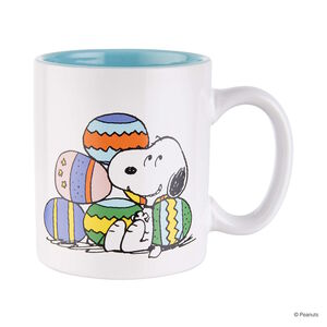 4x Tasse Snoopy Giggle 330ml