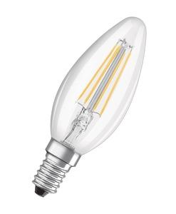 Osram LED-Kerze, klar E14/ 4,5Watt/ Energie A++