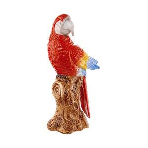 Deko-Papagei H 33cm