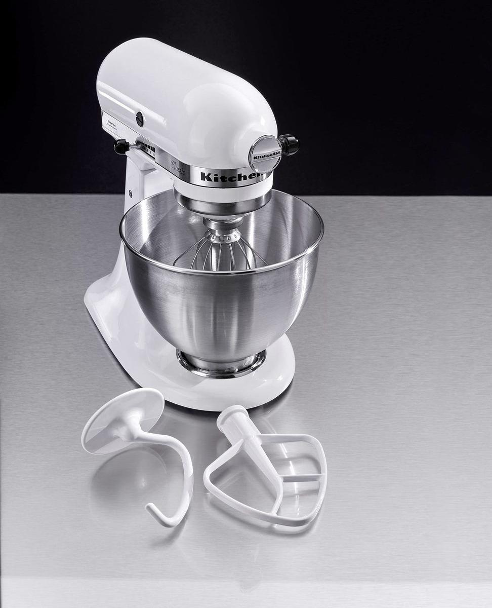 Bild 3 von Kitchenaid Küchenmaschine Classic 5K45SSEWH Weiß