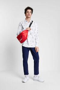 Hemd mit Bolimania-Muster