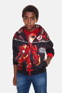 Jacke mit Kapuze Iron Man
