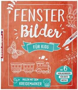 IDEENWELT Fensterbilder für Kids Buch