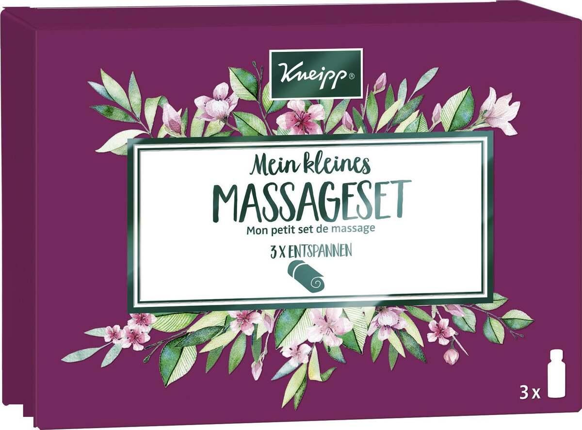 Bild 1 von Kneipp Mein kleines Massageset