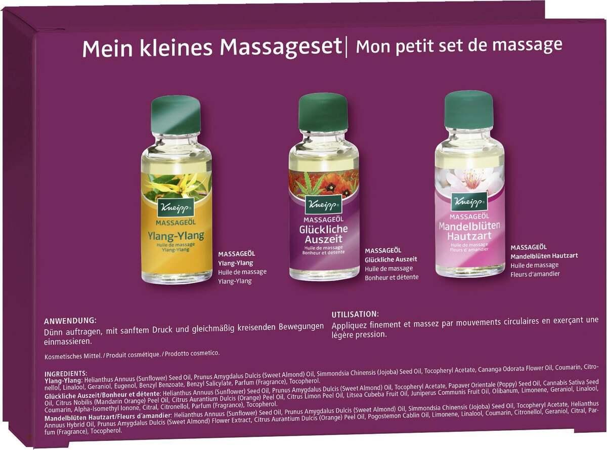 Bild 2 von Kneipp Mein kleines Massageset