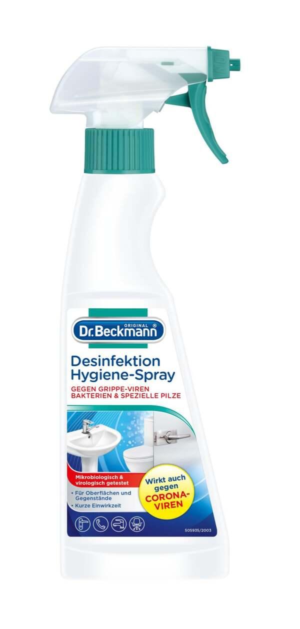 Dr. Beckmann Desinfektion Hygiene Spray